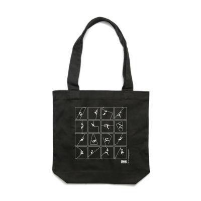 CHB pictogram tote bag Thumbnail