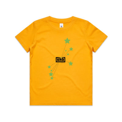 Kids star topo t-shirt Thumbnail