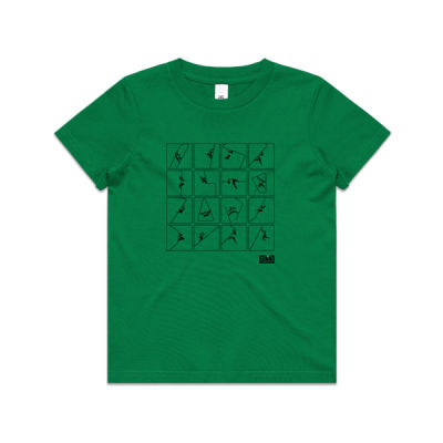 Kids pictogram t-shirt Thumbnail